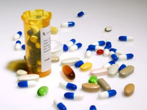 Photo of medications