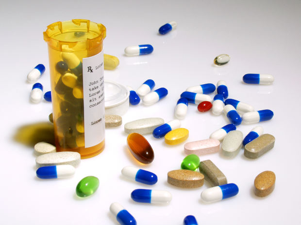 Photo of medications
