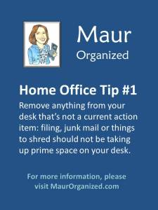 Home office tip #1