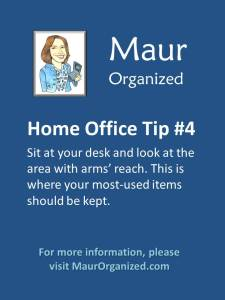 Home office tip #4