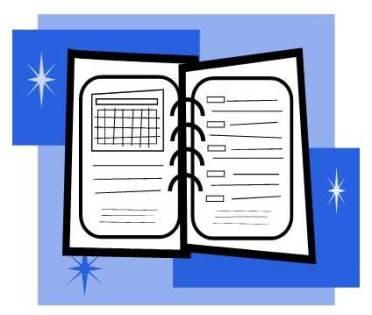 Paper Address Book