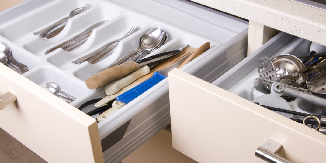 Organize your kitchen drawer