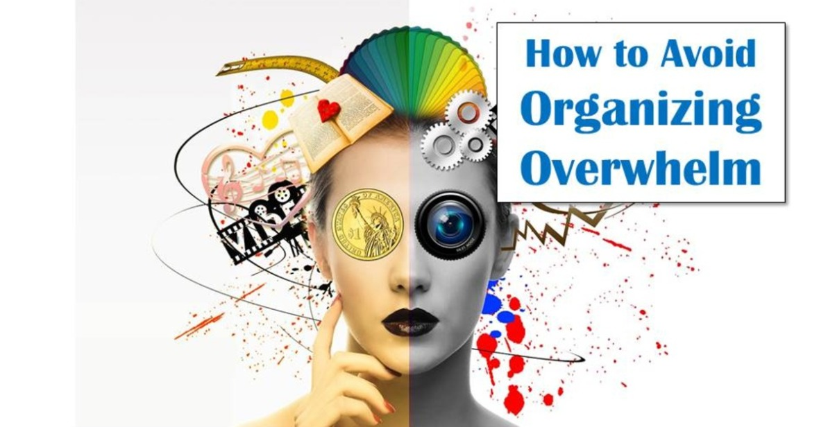 Avoid Organizing Overwhelm