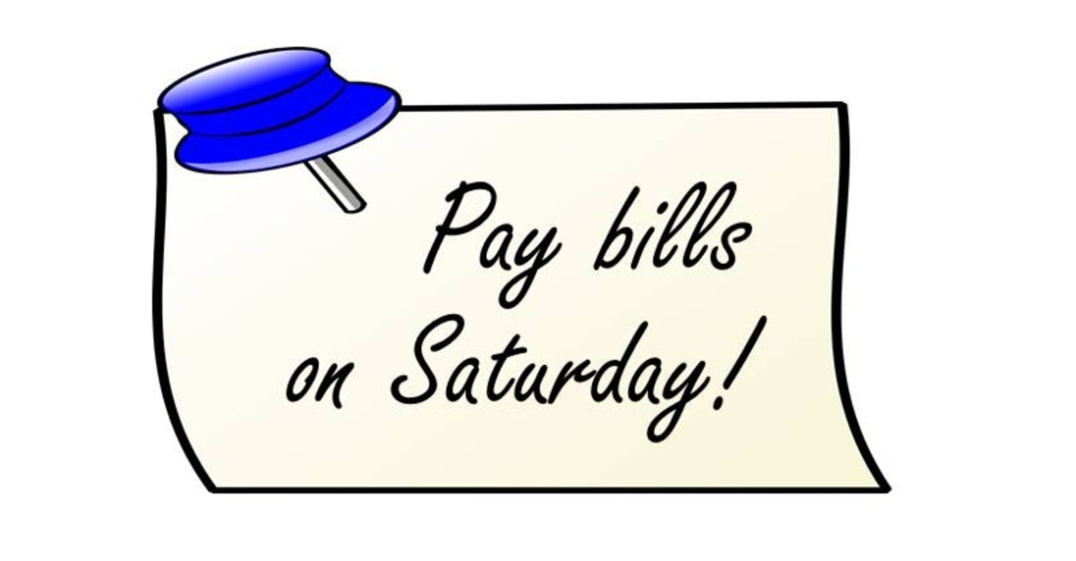How to remember to pay your bills